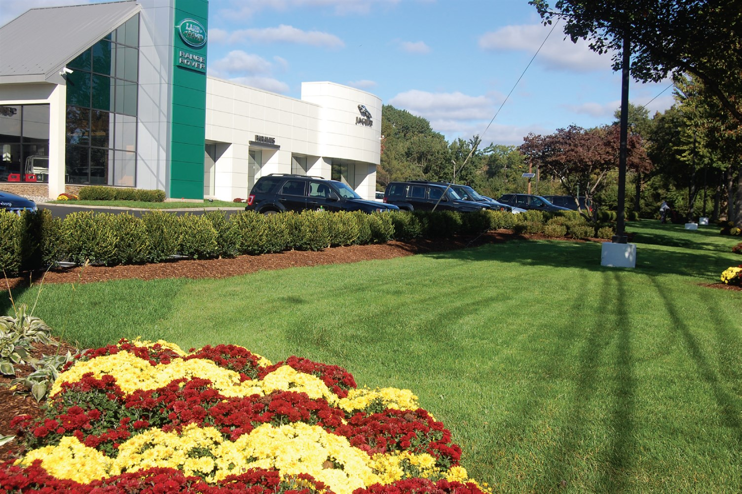 Business landscaping the landscape for Landscaping business